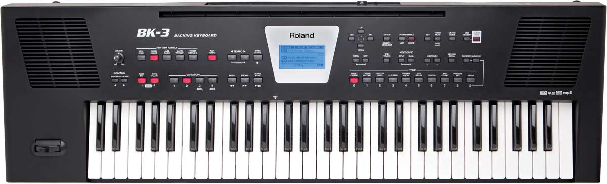 BK-3: Backing Keyboard
